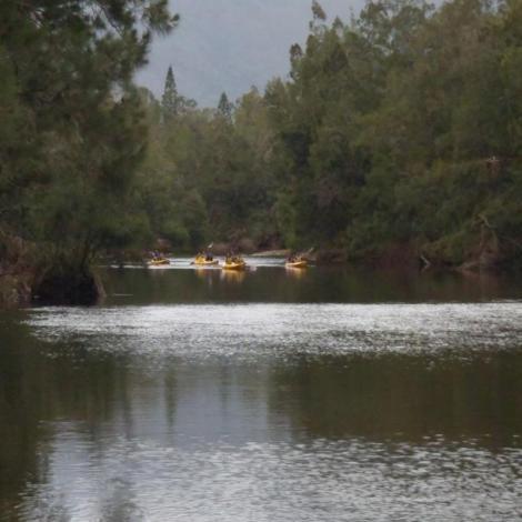 Location de kayak 1heure