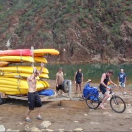 Location de kayak à la Journée