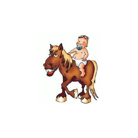 Baby poney dimanche matin