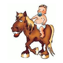 Baby poney samedi matin